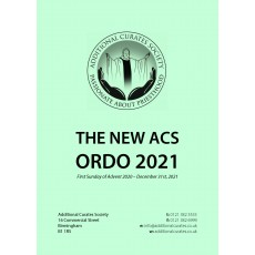 The New ACS Ordo - Spiral Bound 2021