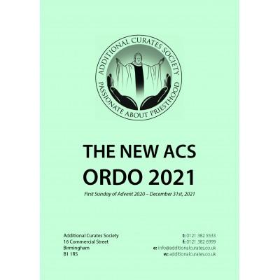 The New ACS Ordo - Spiral Bound 2021