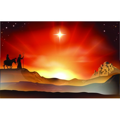 Parish Christmas Card 2020 - Design A